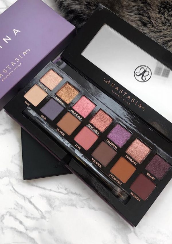 Anastasia Beverly Hills Norvina Palette Review + Swatches