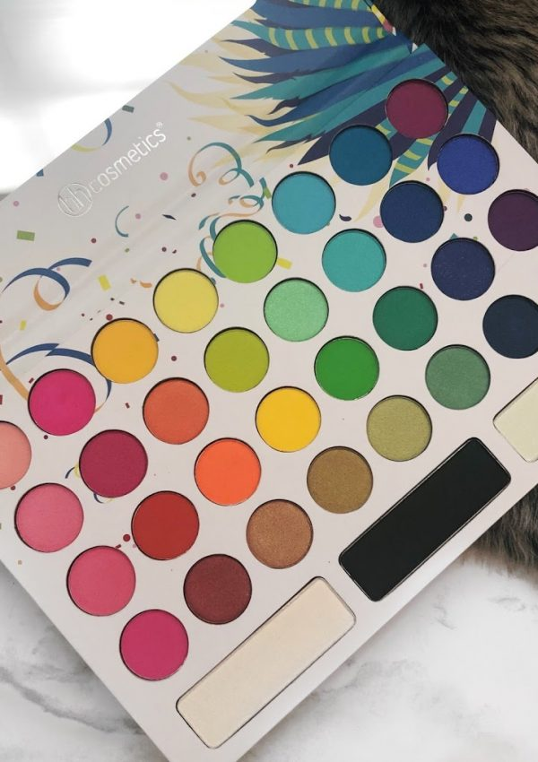 BH Cosmetics Take Me Back To Brazil Palette Review + Swatches