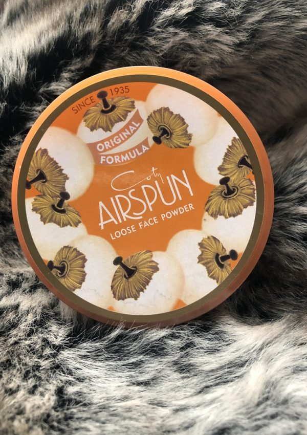 Coty Airspun Review