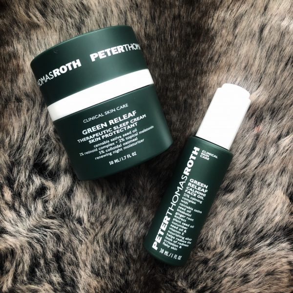 Peter Thomas Roth Green Releaf Collection Review | Skincare for Sensitive Skin