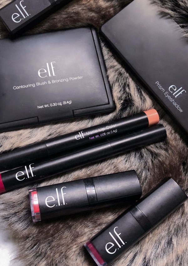 The Best of Drugstore Makeup | The Best of elf Cosmetics