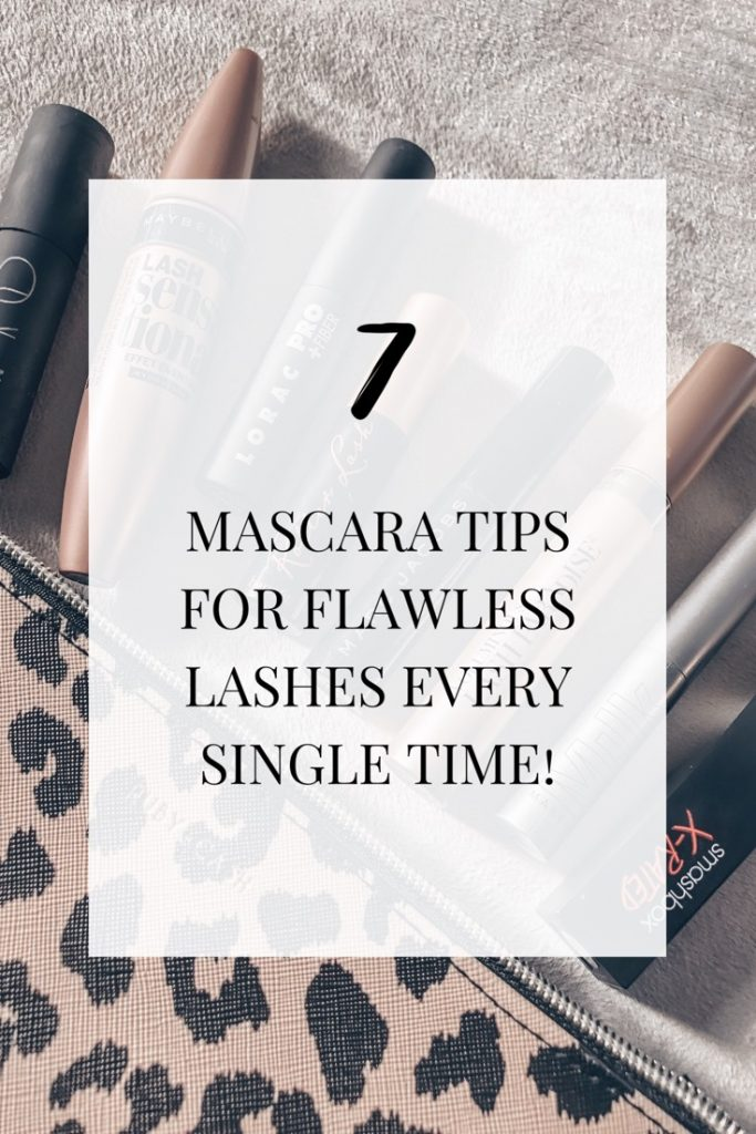 Mascara Tips for Beginers