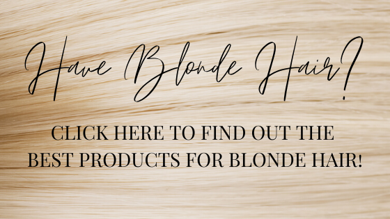 The Best Products for Blonde Hair __ Treat bleached, damaged hair!