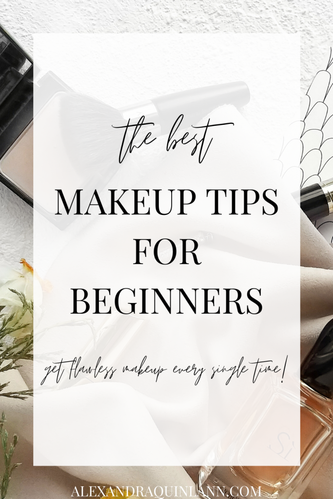 The Best Makeup Tips For Beginners