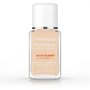 neutrogena skinclearing foundation