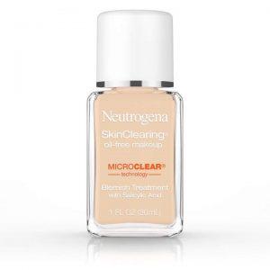 neutrogena skinclearing foundation
