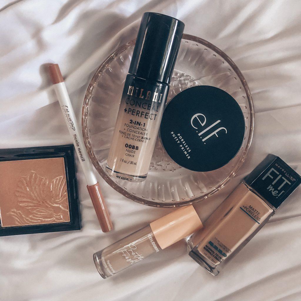 best makeup products under $10