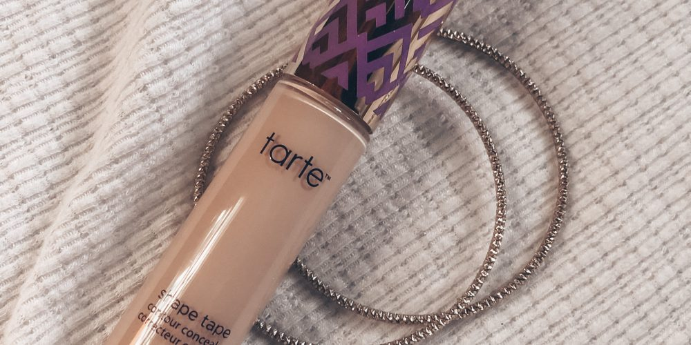 Tarte Shape Tape Review