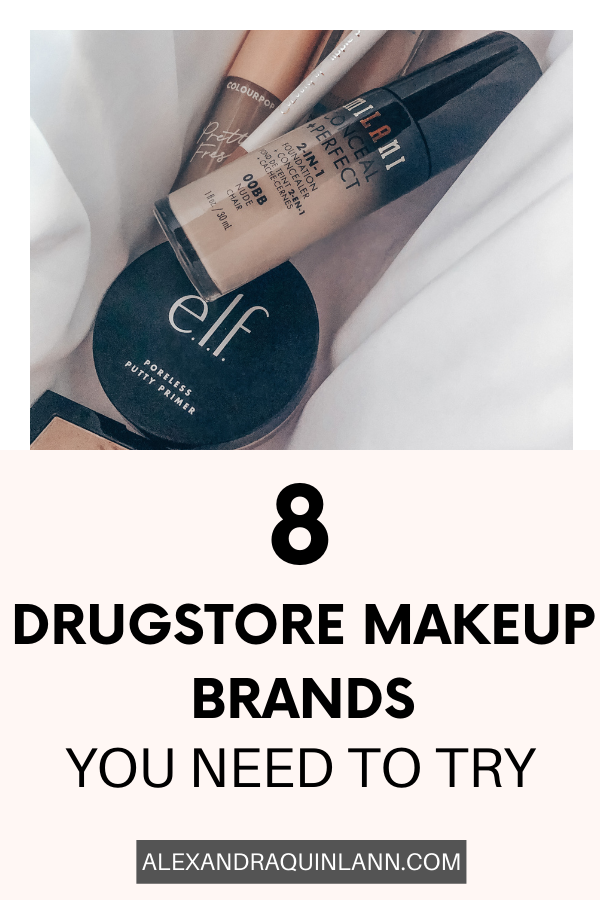 8 drugstore makeup brands you need to try