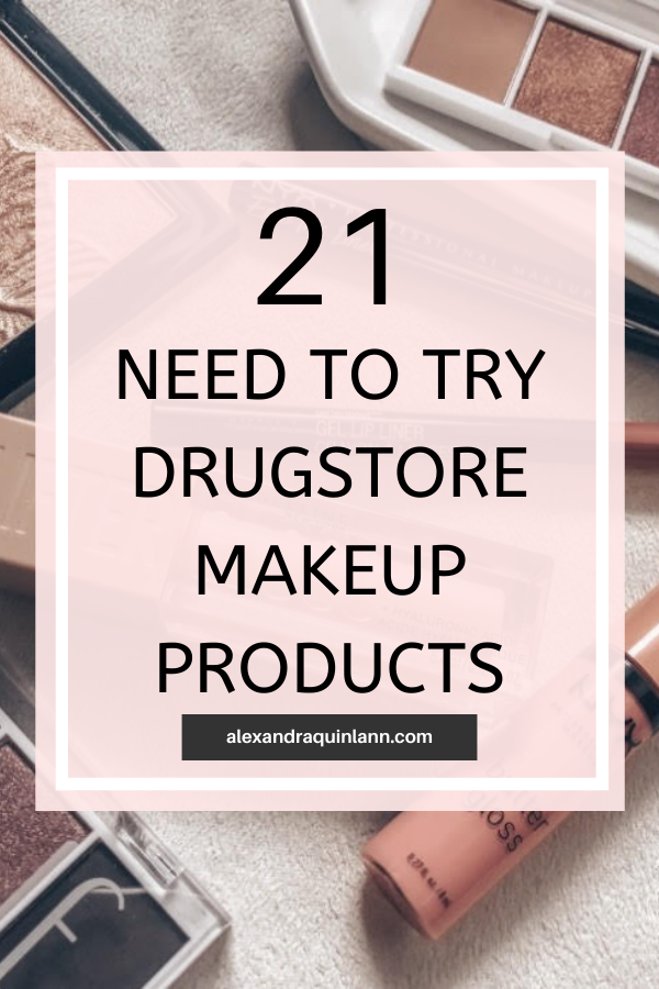 21 best drugstore makeup products